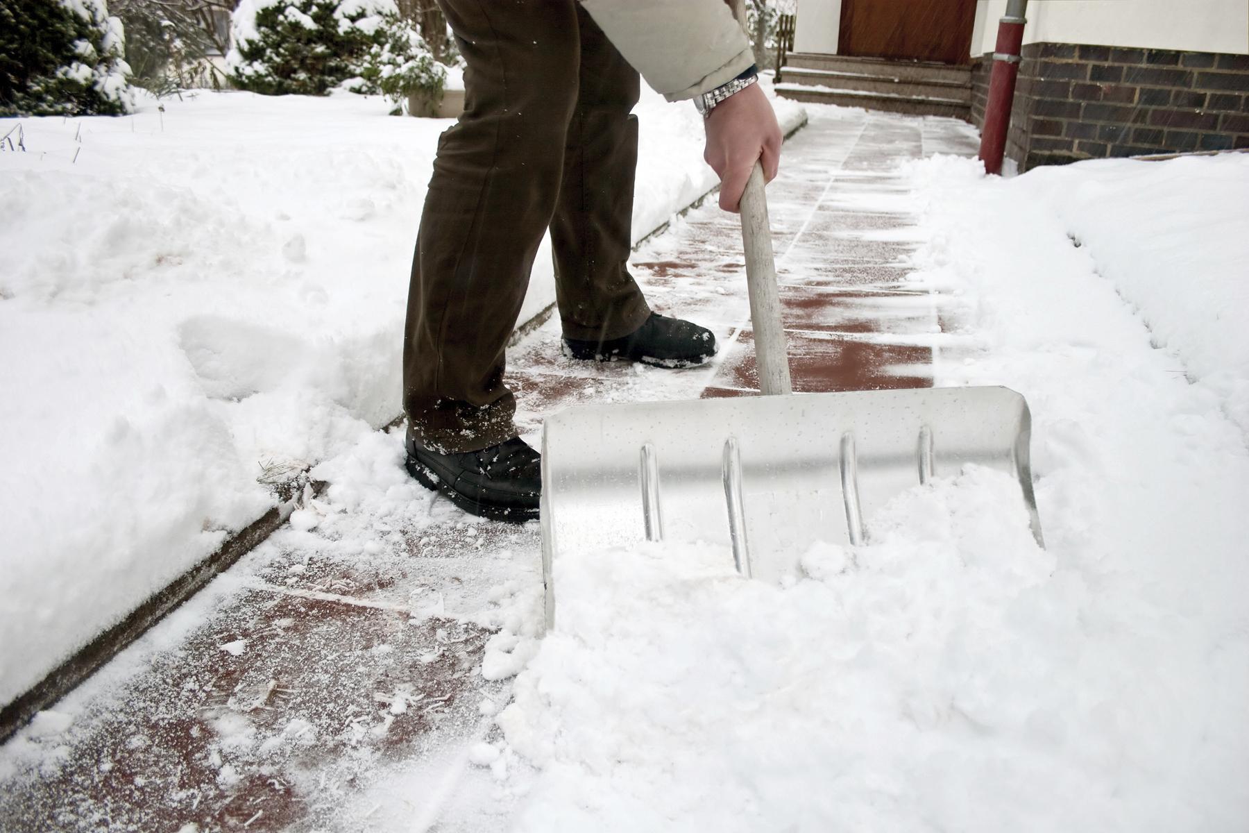Бизнес-план: оказание услуг по уборке снега