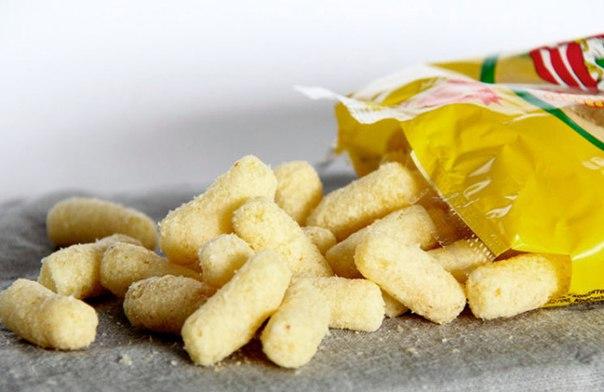 Бизнес идея — производство  кукурузных палочек