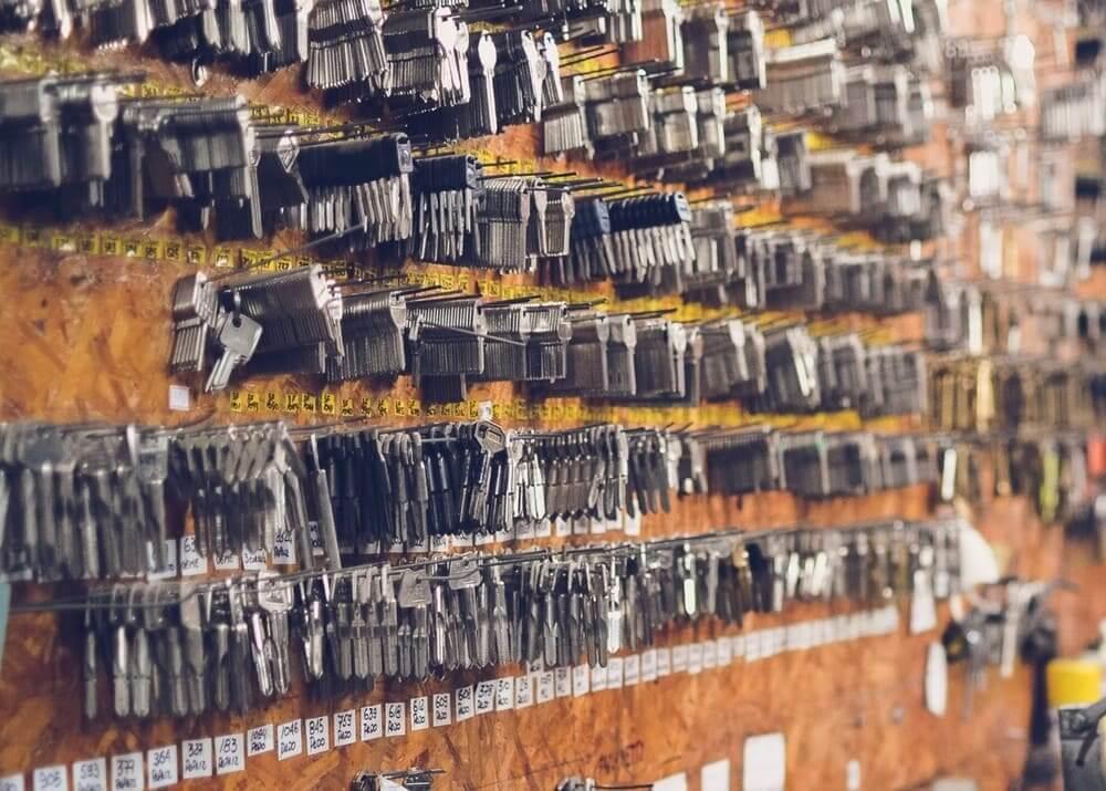 Бизнес идея — открытие мастерской по изготовлению ключей