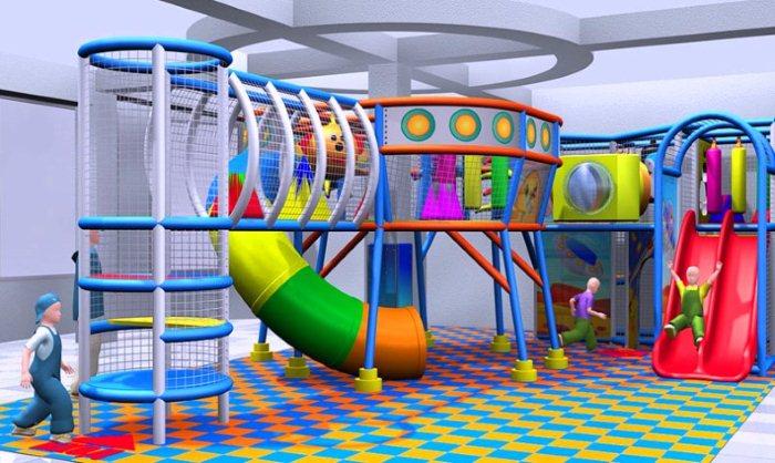 Изображение - Детская игровая комната 1