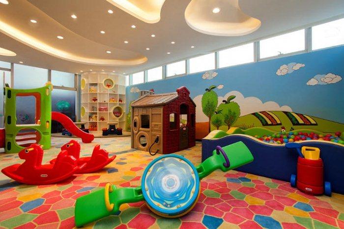 Изображение - Детская игровая комната 724