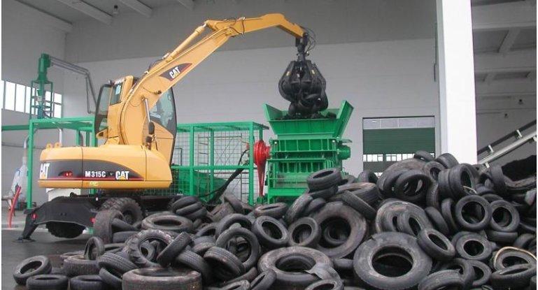 Переработка шин — с чего начать и сколько можно заработать