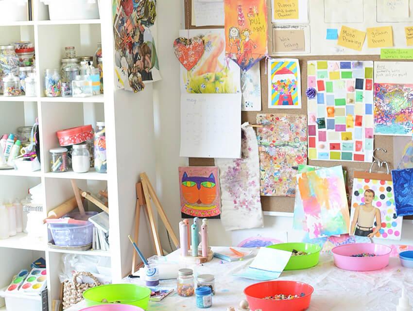 Как открыть художественную студию: четыре этапа