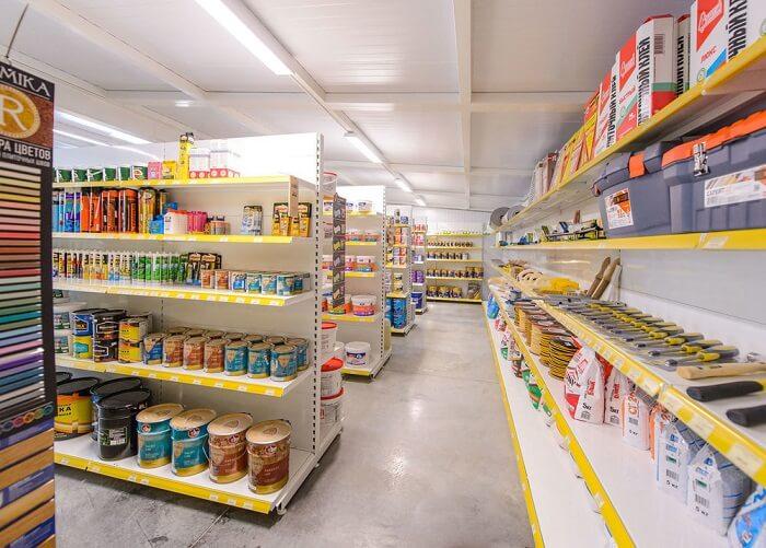 Строительный магазин: как зарабатывать 1 500 000 рублей в год