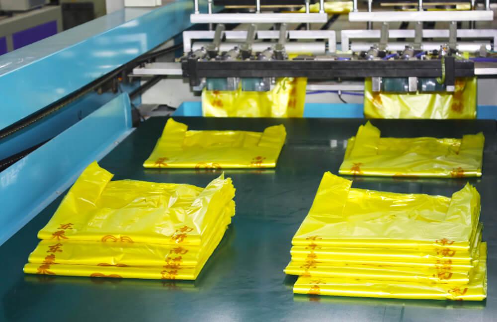Технология изготовления пакетов маек
