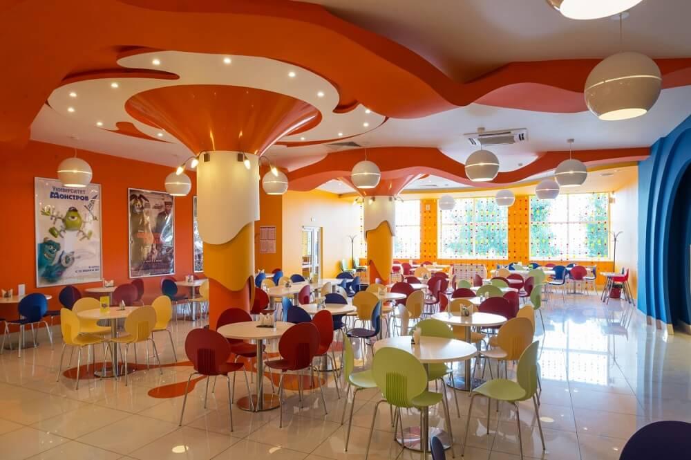 Детское кафе: 3 формата ведения бизнеса