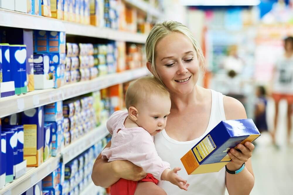 Магазин детского питания — 6 особенностей бизнеса