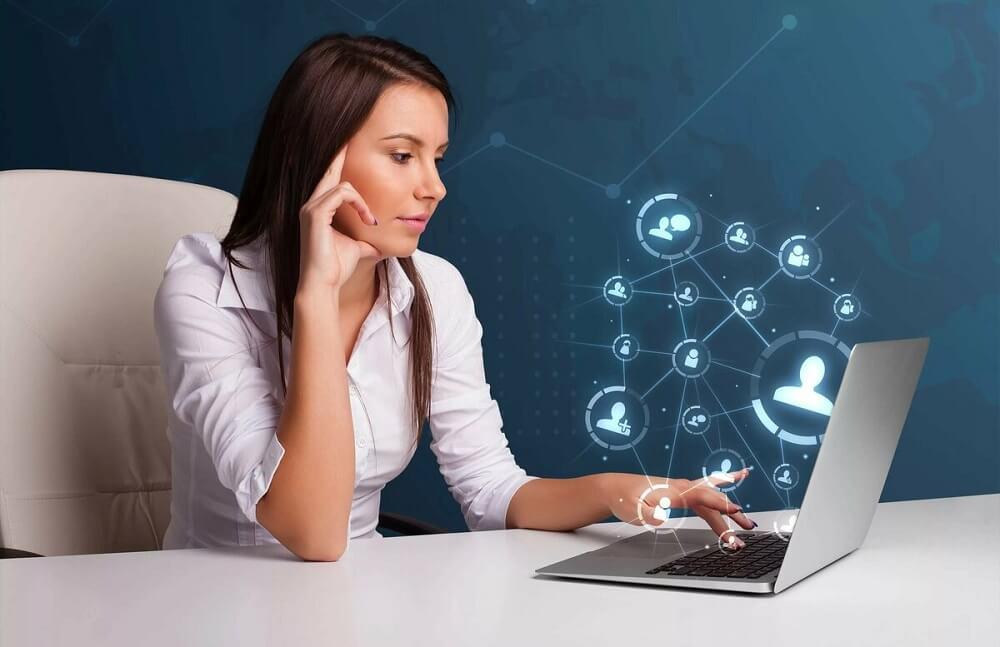 Посредничество в интернете