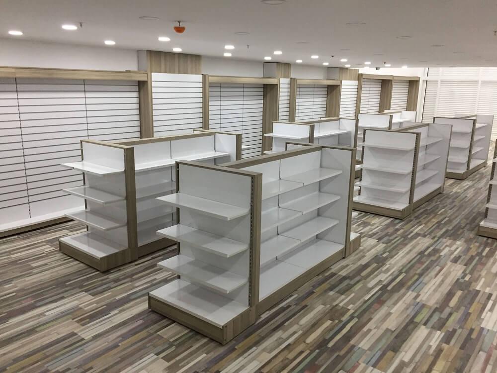 Оборудование книжного магазина