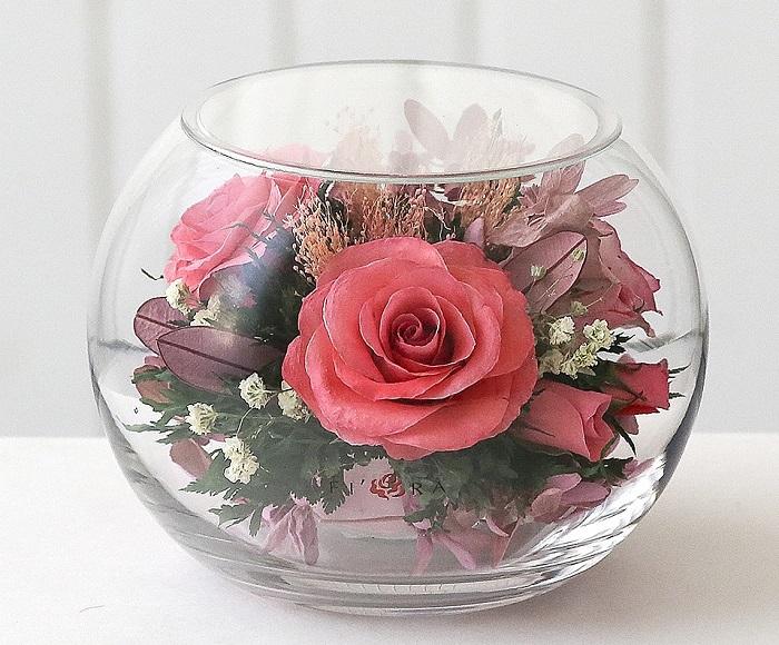 Роза в глицерине