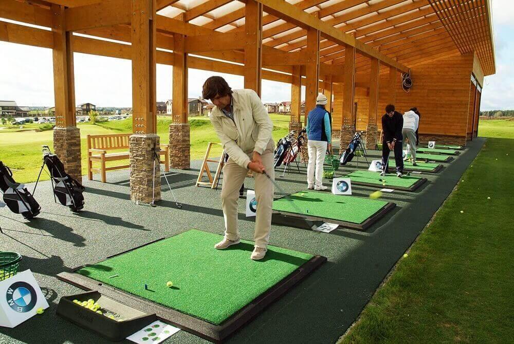 Что такое гольф
