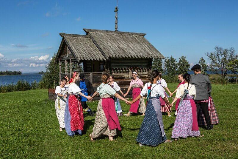 Этнотуризм в России