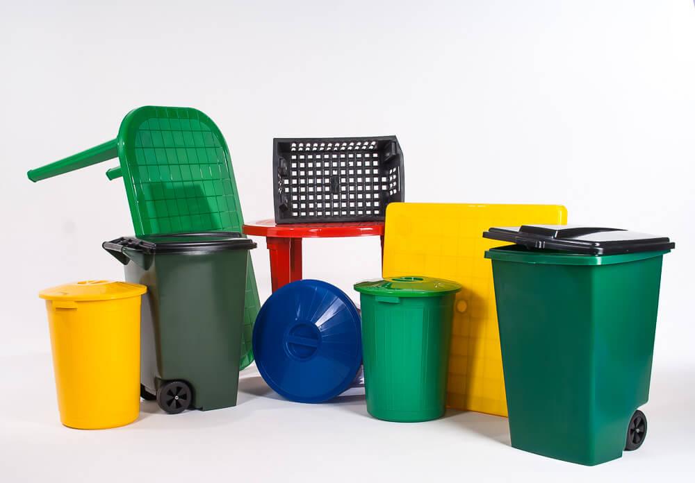 Изготовление изделий из пластика