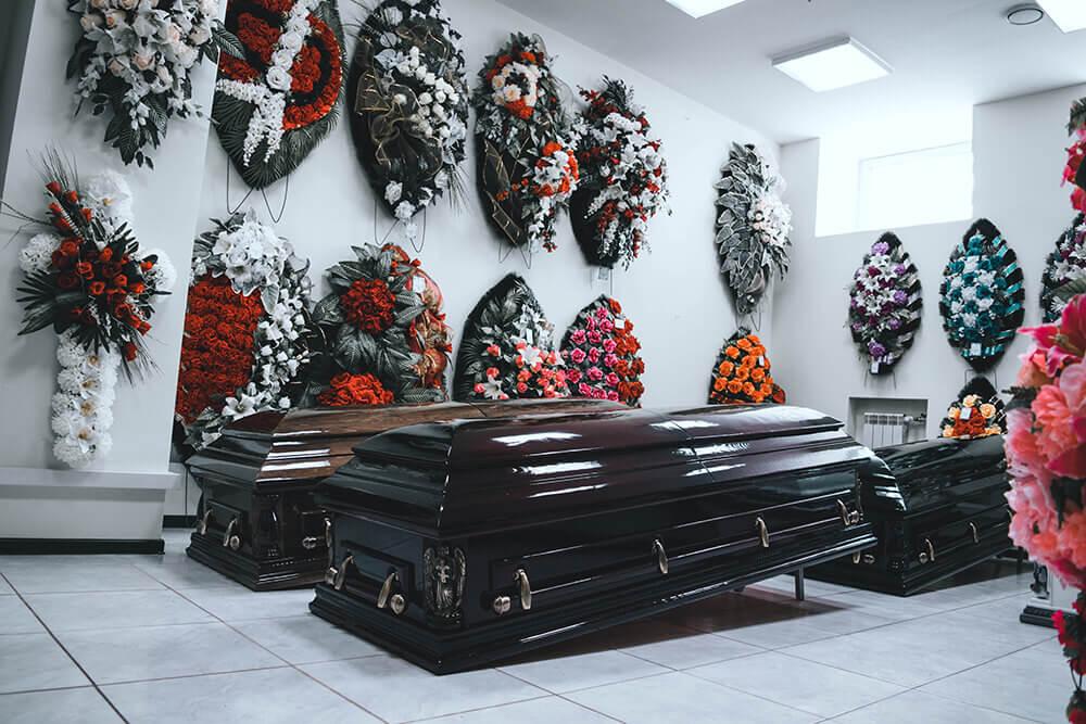 Похоронный бизнес