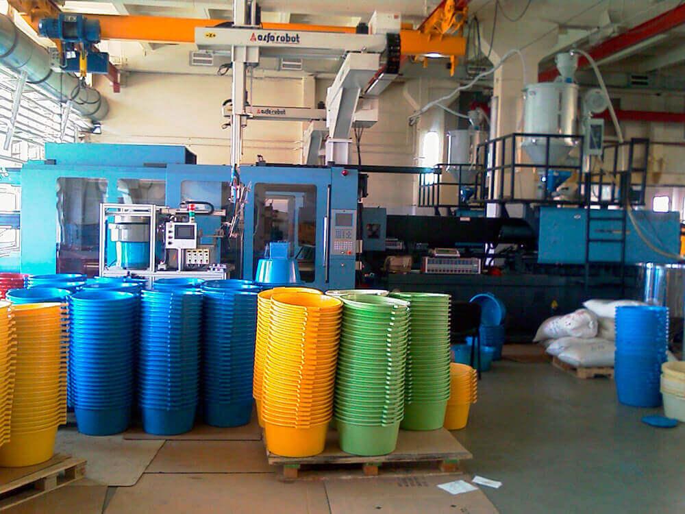 Производство пластиковых изделий для бизнеса
