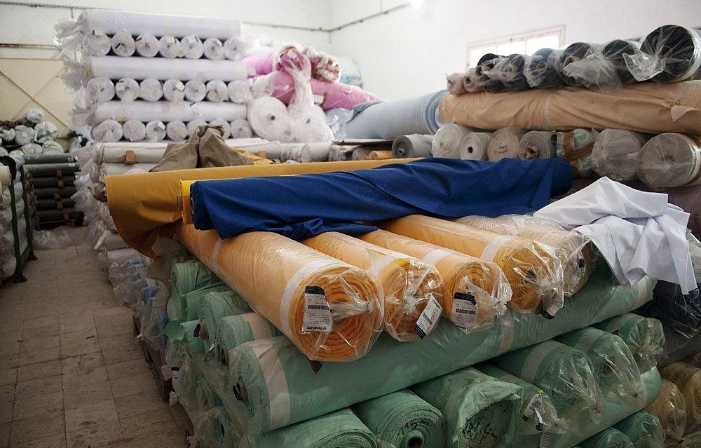 Изготовление ткани на заказ