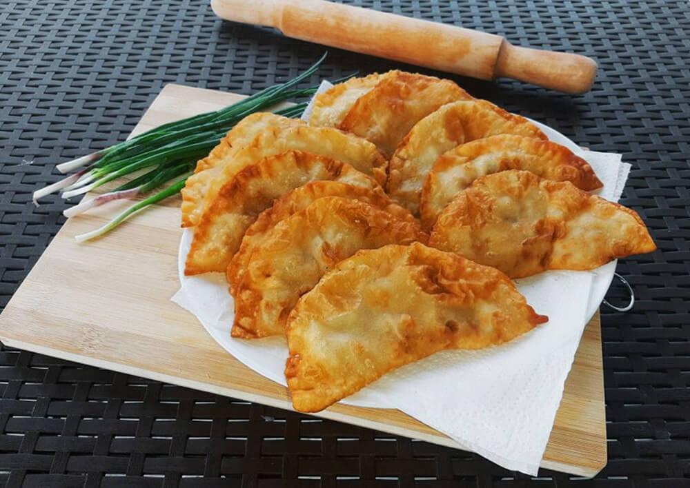 Рецепт классических чебуреков