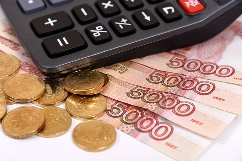 Деньги и калькуклятор