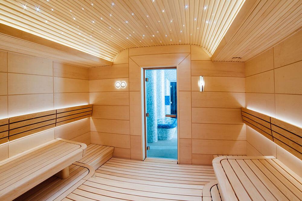 Выбор помещения для сауны