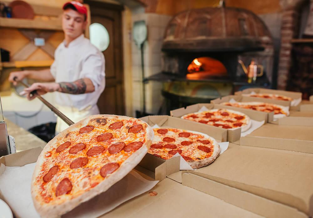Пиццерия как вид бизнеса