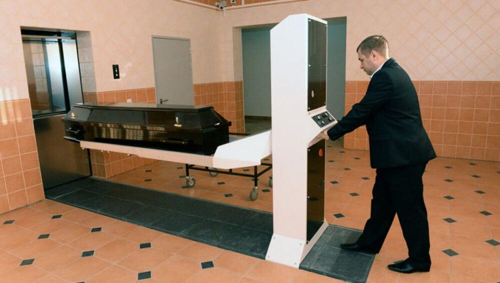 Крематорий для людей как бизнес
