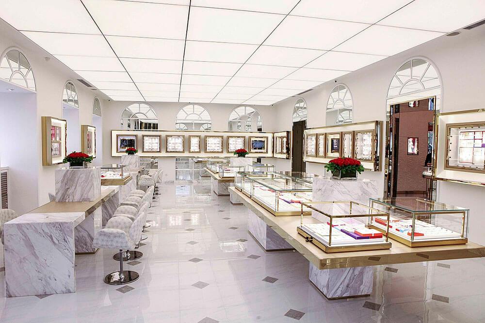 Выбор помещения под магазин драгоценностей