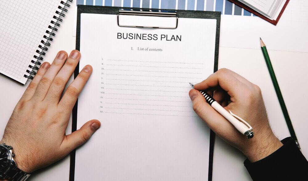 Пошаговый бизнес-план