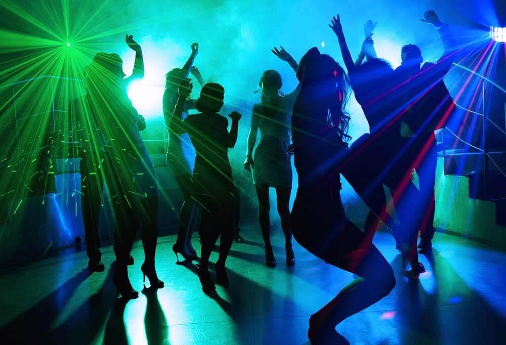 Клубы для танцев