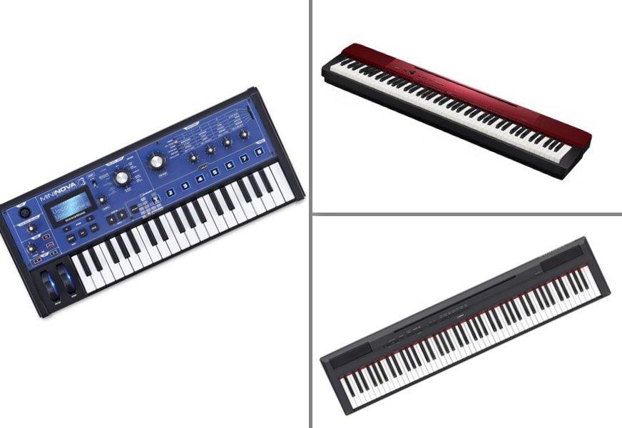 Синтезаторы и цифровые пианино — одно и то же? Объясняет специалист