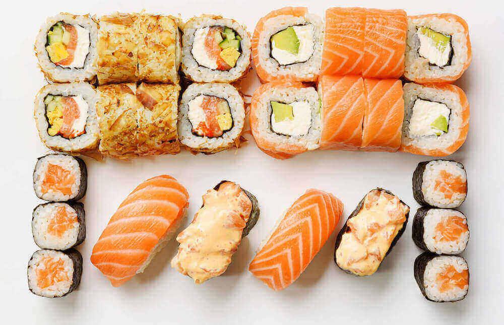 Доставка суши и роллов как идея для бизнеса