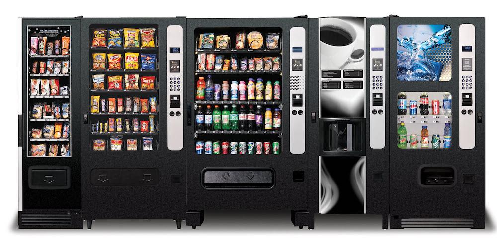 Закупка и установка вендинговых автоматов